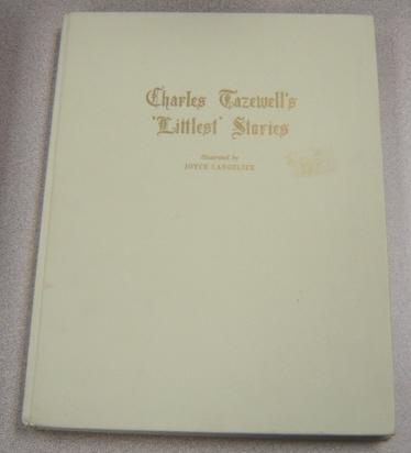 Image for Charles Tazewell's Littlest Stories