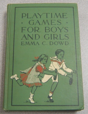 Image for Playtime Games For Boys And Girls, Told In Story Form
