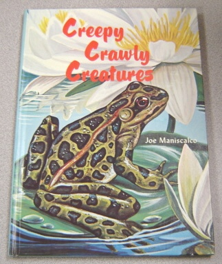 Image for Creepy Crawly Creatures