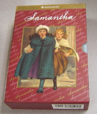 Image for Samantha and Nellie, 7 Books Set (American Girls Ser.)