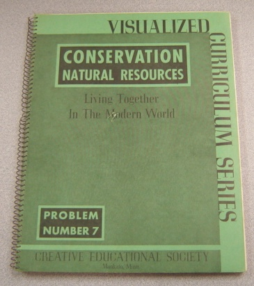 Image for Conservation: The Natural Resources, A Guide for Teachers