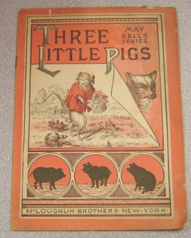 Image for Three Little Pigs (May Bells Series)
