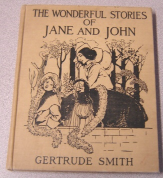 Image for The Wonderful Stories of Jane and John