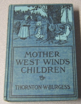 Image for Mother West Wind's Children (Burgess Quaddies Trade Mark #2)