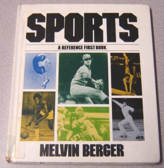 Image for Sports: A Reference First Book