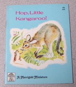 Image for Hop Little Kangaroo (Merrigold Miniature Ser.)