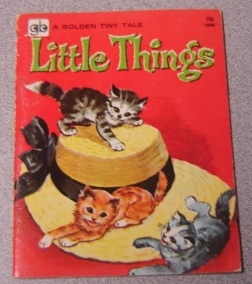 Image for Little Things (Golden Tiny Tale Ser.)