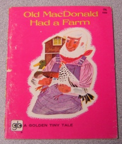 Image for Old MacDonald Had A Farm (Golden Tiny Tale Ser.)