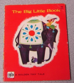 Image for The Big Little Book (Golden Tiny Tale Ser.)