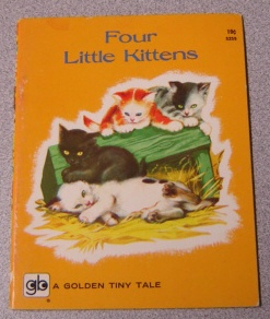 Image for Four Little Kittens (Golden Tiny Tale Ser.)