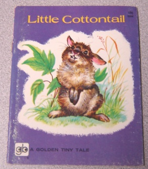 Image for Little Cottontail (Golden Tiny Tale Ser.)