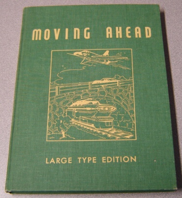 Image for Moving Ahead, Easy Growth in Reading, Large Type Edition
