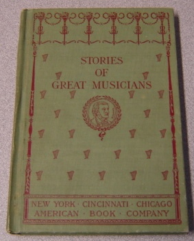 Image for Stories Of Great Musicians