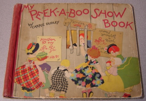 Image for My Peek-a-boo Show Book
