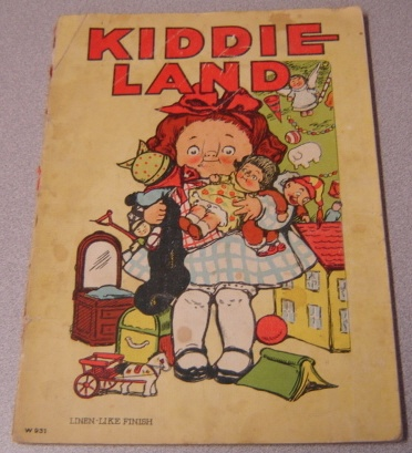 Image for Kiddie-Land, W931, Linen-Like Finish