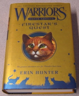 Image for Warriors Super Edition: Firestar's Quest