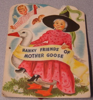 Image for Hanky Friends Of Mother Goose