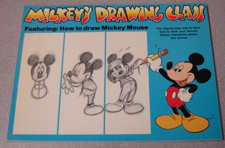 Image for Mickey's Drawing Class: Featuring How To Draw Mickey Mouse