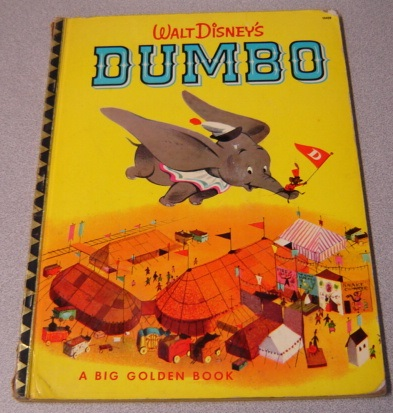 Image for Walt Disney's Dumbo (a Big Golden Book)