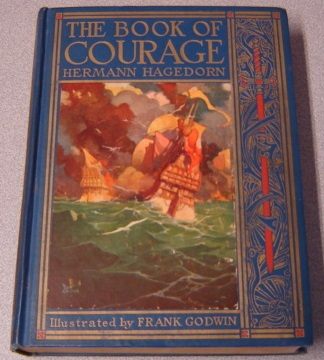 Image for The Book Of Courage