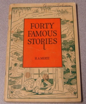Image for Forty Famous Stories: A Silent Reader With Speed And Comprehension Tests