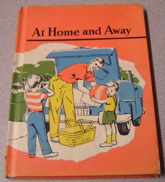 Image for At Home And Away (Sheldon Basic Reading Series)