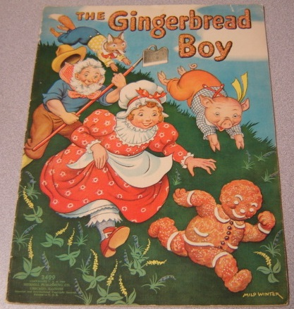 Image for The Gingerbread Boy (#3429)