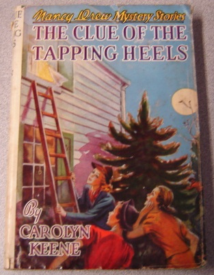 Image for The Clue of the Tapping Heels (Nancy Drew Mystery Stories #16)
