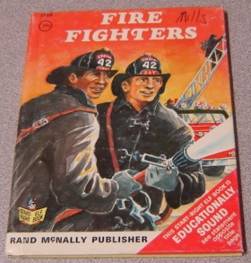 Image for Fire Fighters (Start Right Elf Book #8168)