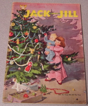 Image for Jack and Jill Magazine, Volume 13, No. 2, December 1950