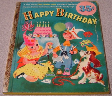 Image for How to Have a Happy Birthday (Little Golden Book #123)
