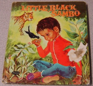 Image for Little Black Sambo (Whitman Tell-A-Tales)