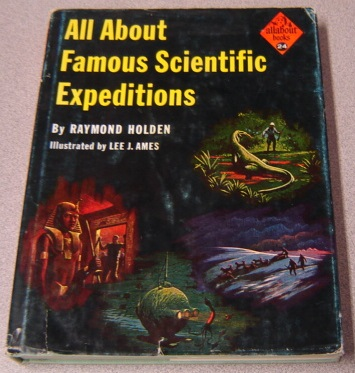 Image for All About Famous Scientific Expeditions (Allabout Books #24)