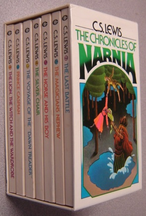 Image for The Chronicles Of Narnia, Boxed Set