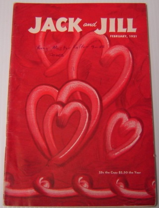Image for Jack And Jill Magazine, Volume 13 Number 4, February 1951