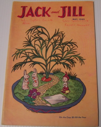 Image for Jack and Jill Magazine, Volume 11 Number 7, May 1949