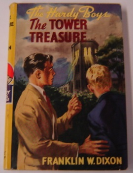 Image for The Tower Treasure (Hardy Boys Stories #1)