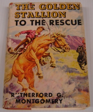 Image for The Golden Stallion to the Rescue