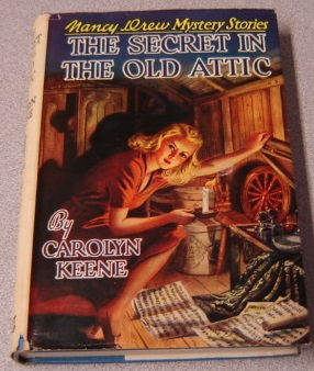 Image for The Secret In The Old Attic (the Nancy Drew Mystery Stories #21)