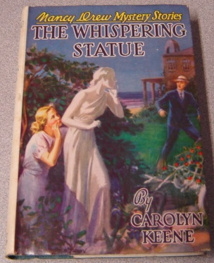 Image for The Whispering Statue (Nancy Drew Mystery Story #14)