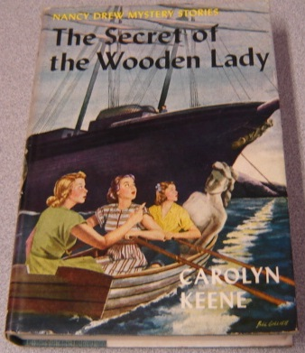 Image for Secret Of The Wooden Lady (Nancy Drew Mysteries)