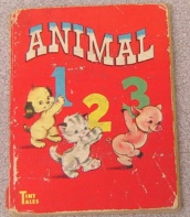 Image for Animal 1 2 3 (Tiny Tales Ser.)