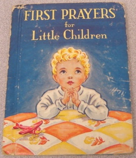 Image for First Prayers for Little Children