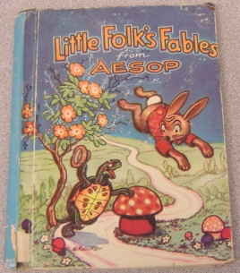 Image for Little Folk's Fables From Aesop (little Color Classics Ser.)