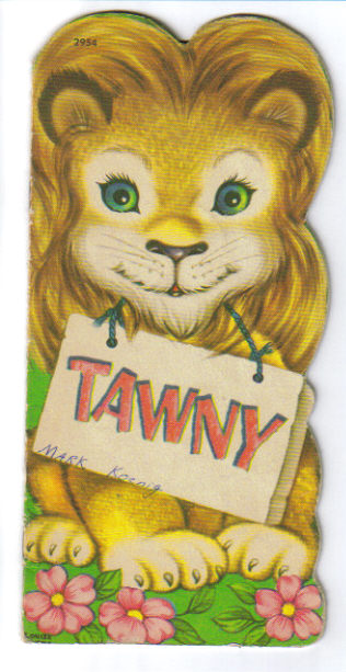 Image for Tawny