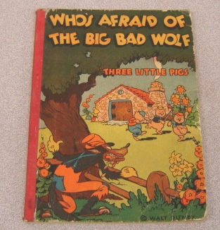 Image for Who's Afraid Of The Big Bad Wolf - Three Little Pigs