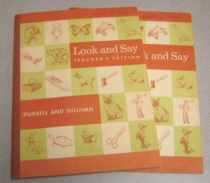 Image for Look And Say and Look and Say Teacher's Edition, 2 Volumes (Basic Reading Abilities Ser.)