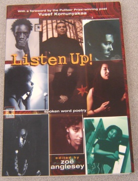 Image for Listen Up! Spoken Word Poetry