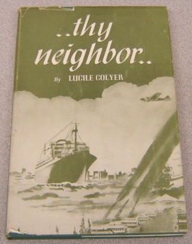 Image for Thy Neighbor...