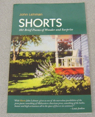 Image for Shorts:  101 Brief Poems of Wonder and Surprise